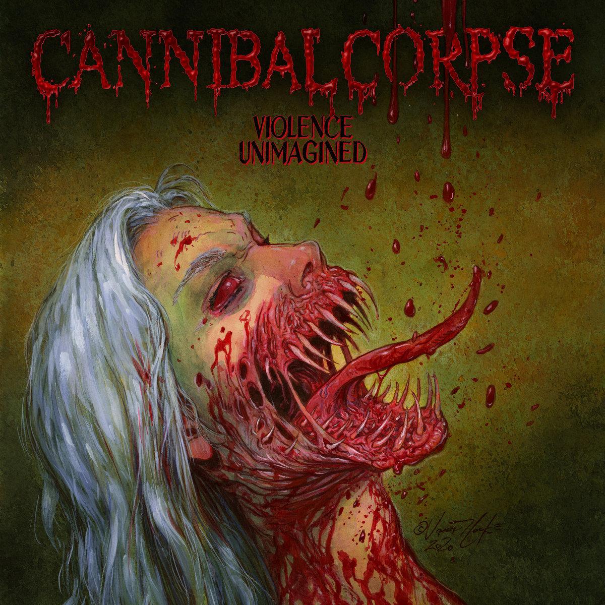 CANNIBAL CORPSE dévoile le clip vidéo de la chanson «Inhumane Harvest»