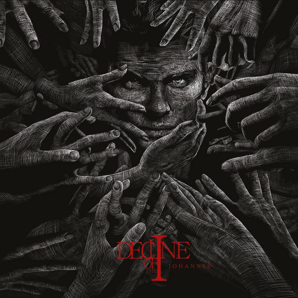 Decline Of The I Diev Vide Album Cover Artwork