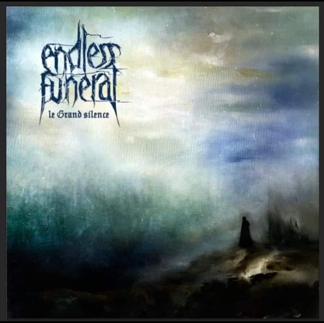 endless funeral le grand silence album cover artwork