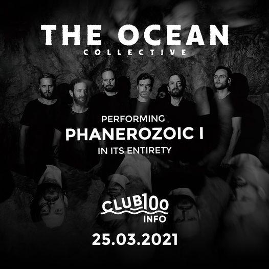 phanerozoic i the ocean streaming