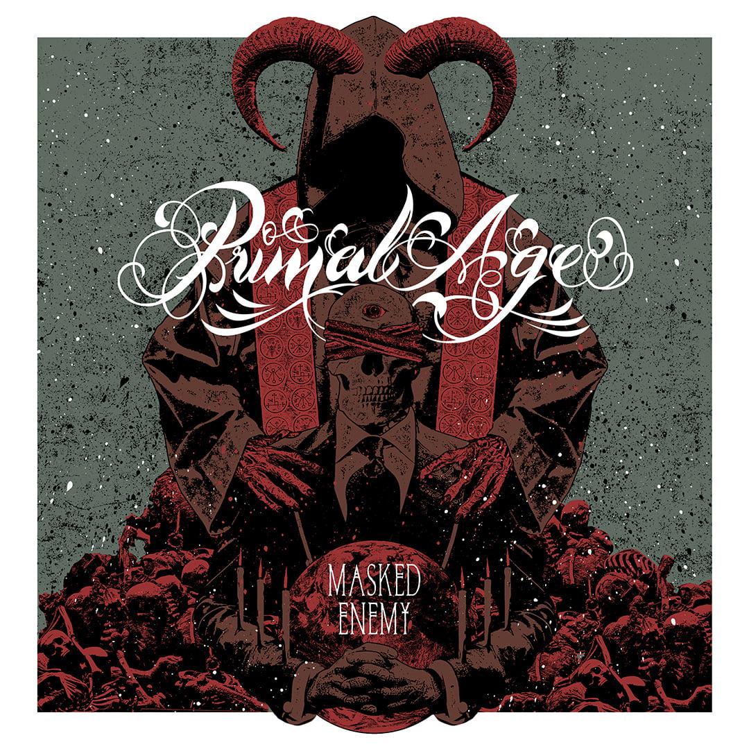 PRIMAL AGE : les détails du nouvel album Masked Enemy