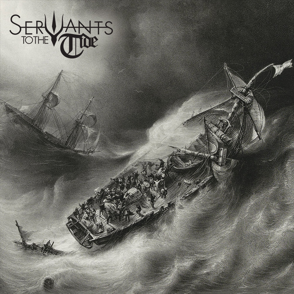 SERVANTS TO THE TIDE dévoile la lyric vidéo de la nouvelle chanson « A Wayward Son's Return »