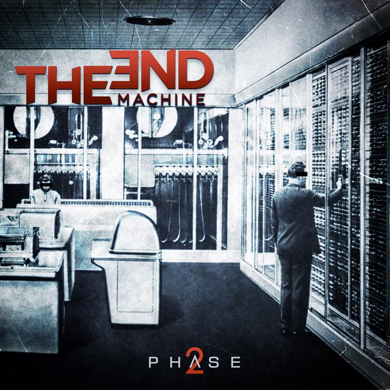 THE END MACHINE : les détails du nouvel album Phase2 ; clip vidéo de la chanson «Blood And Money» dévoilé