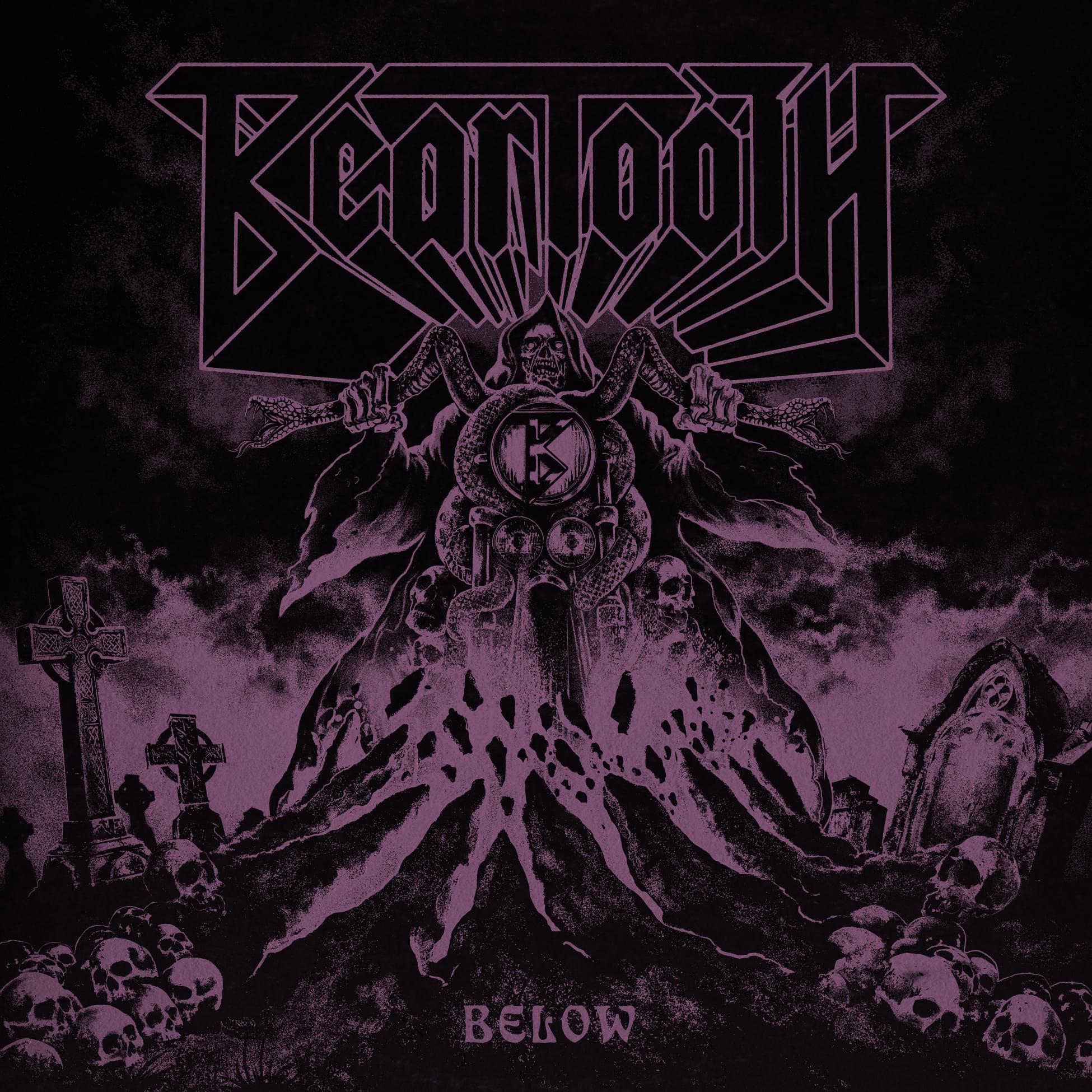 Beartooth Below Album Cover Artwork