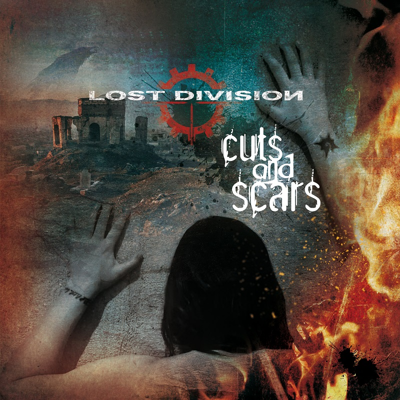 Cut and Scars Cover Artwork Lost Division