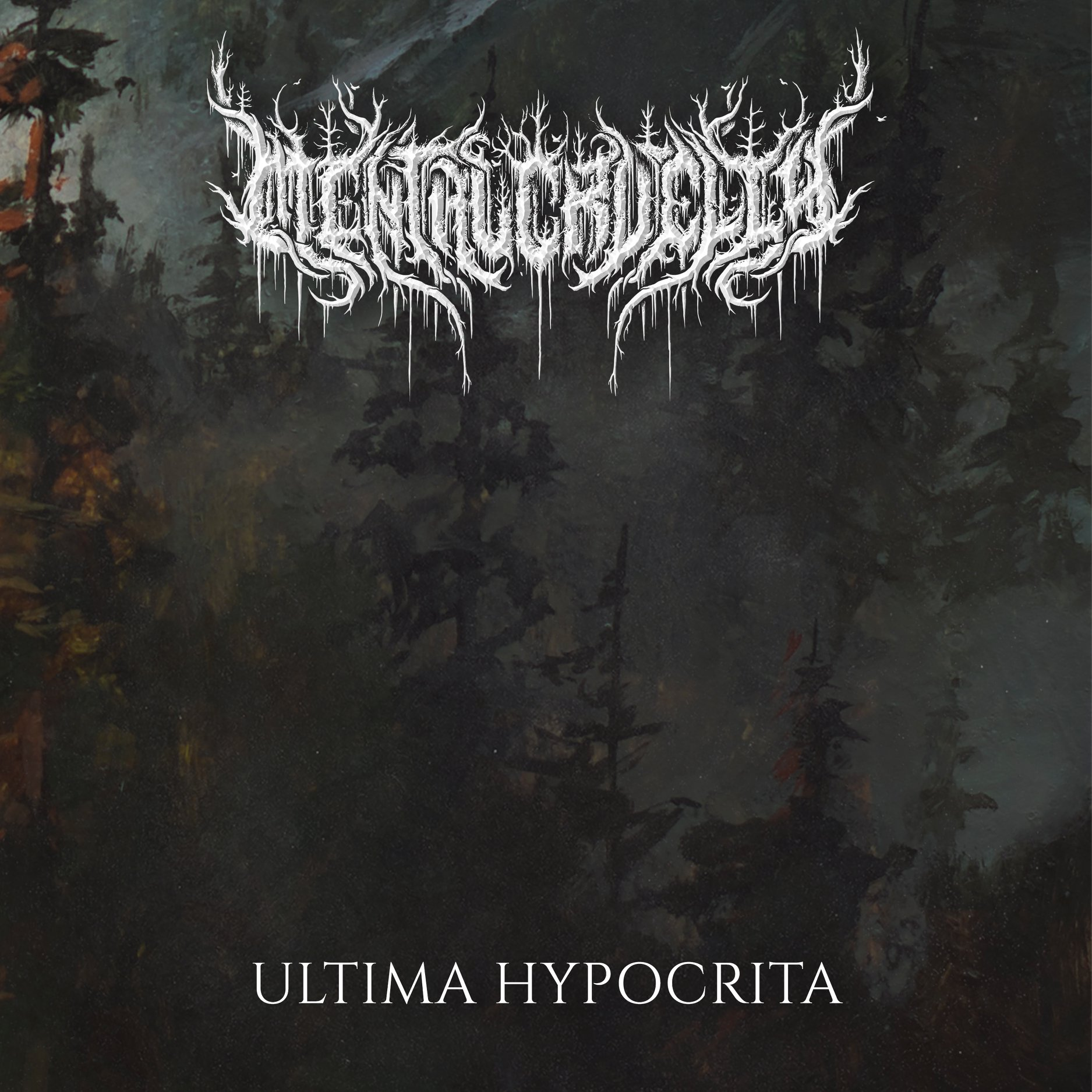 Mental Cruelty Ultima Hypocrita Single Artwork