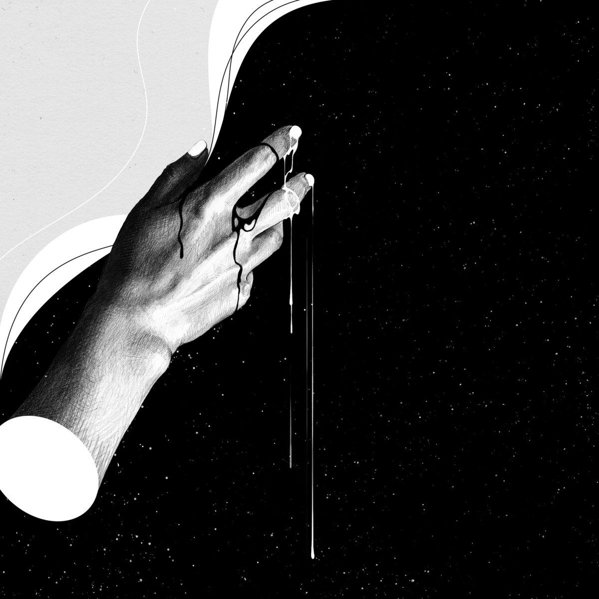 Ordeal and Plight Her Bones In Whispers Album Cover Artwork