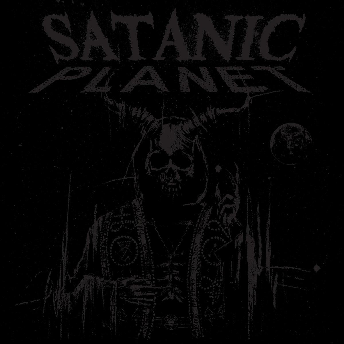 Satanic Planet Album Cover Artwork