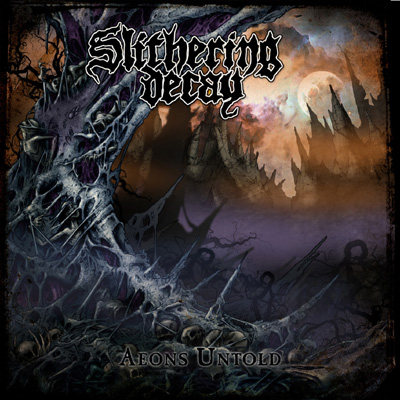 Slithering Decay Album Cover Artwork
