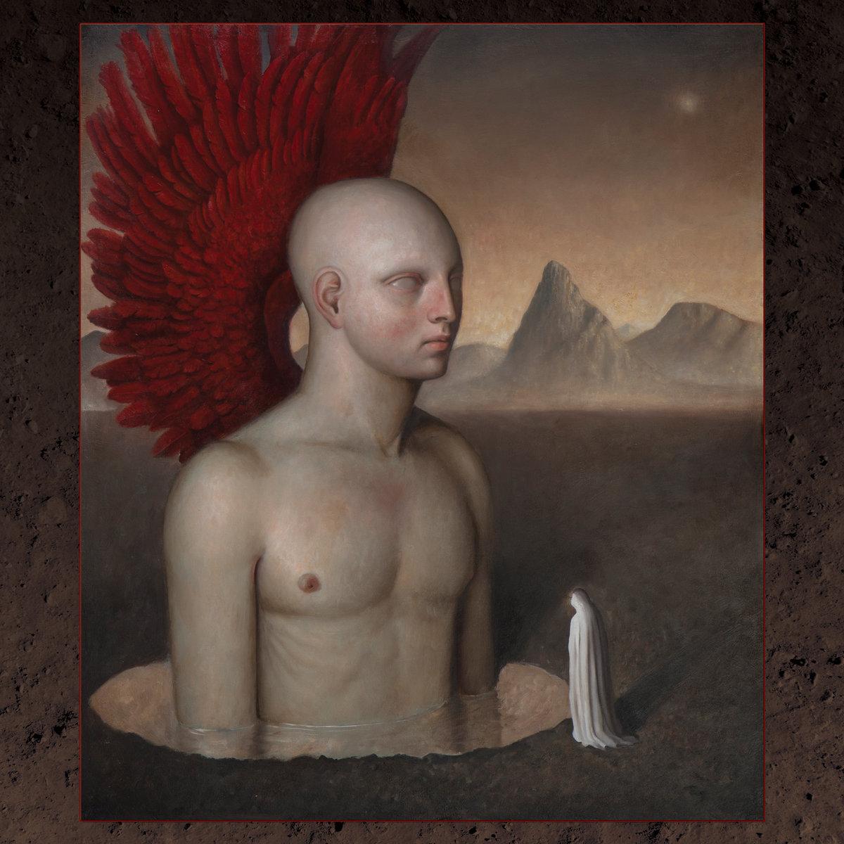 Spectral Lore Ετερόφωτος Album Cover Artwork Alessandro Sicioldr