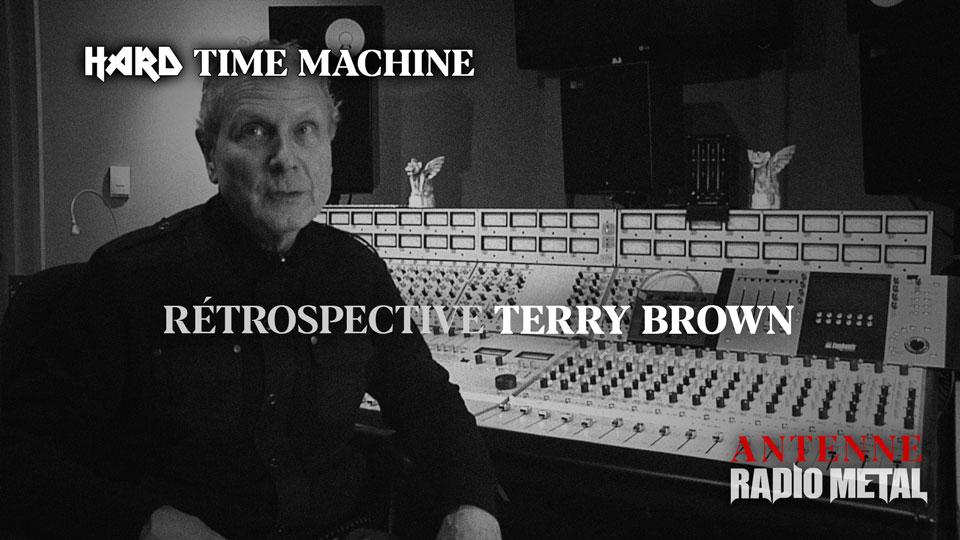 Terry Brown HTM Radio Metal