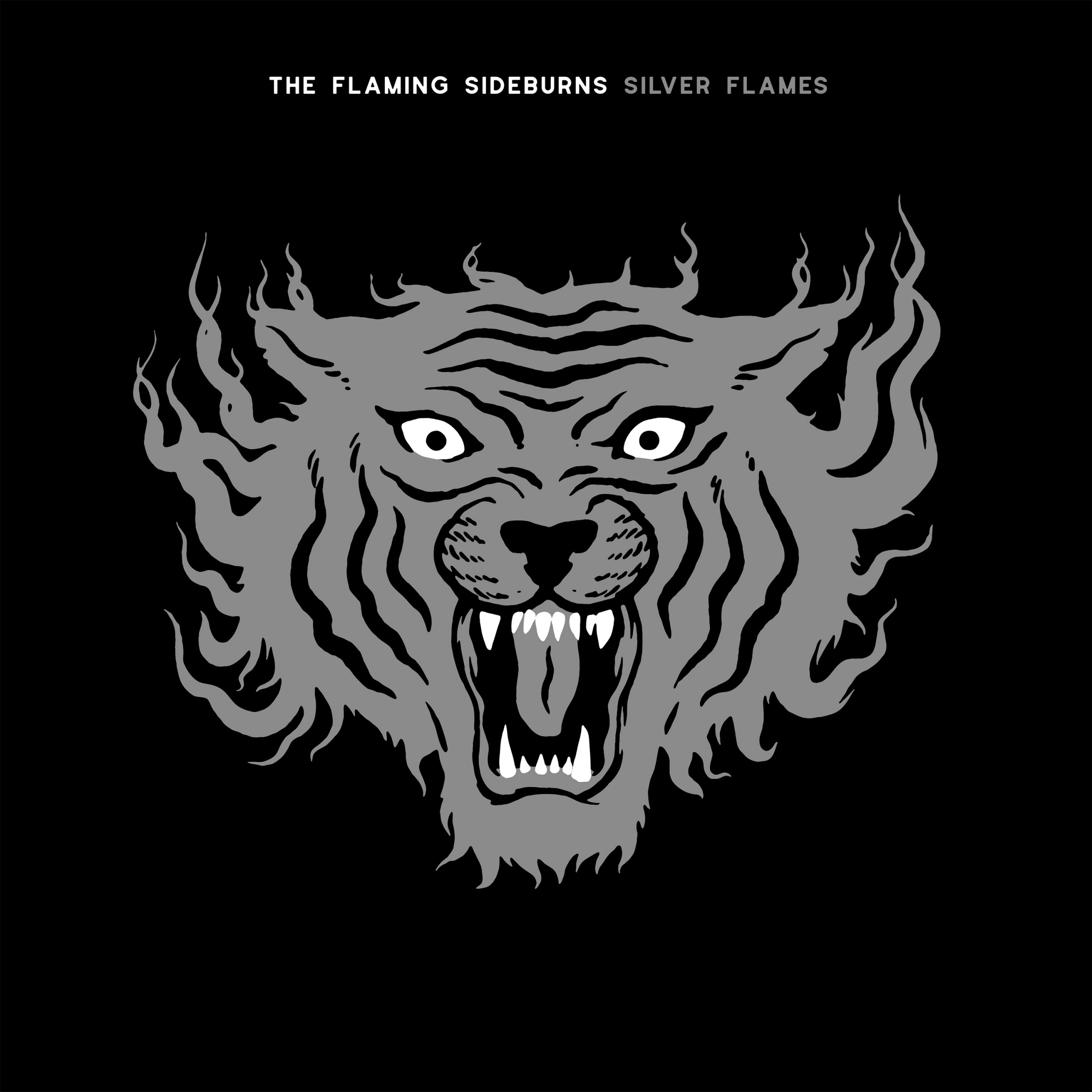 The-Flaming-Sideburns-Silver-Flames-cover-scaled