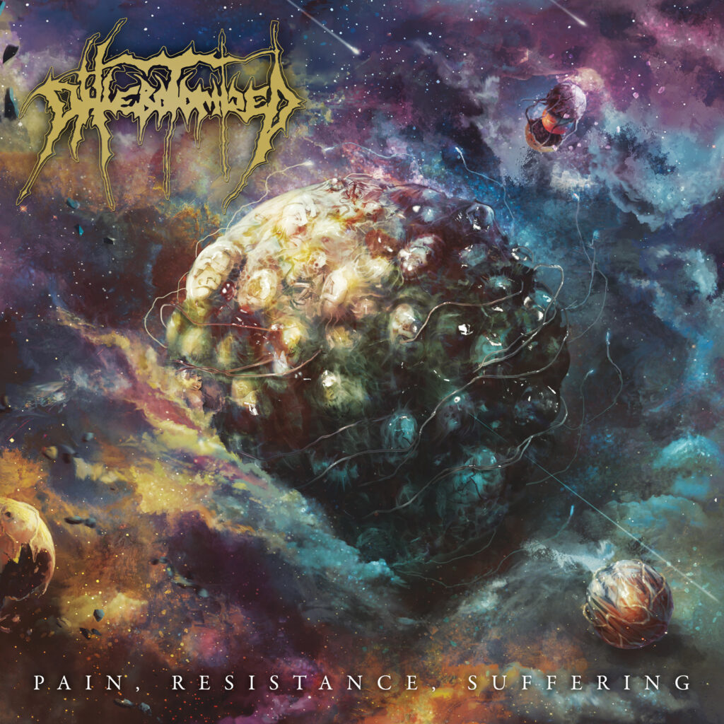 phlebotomized Pain, Resistance, Suffering album cover artwork