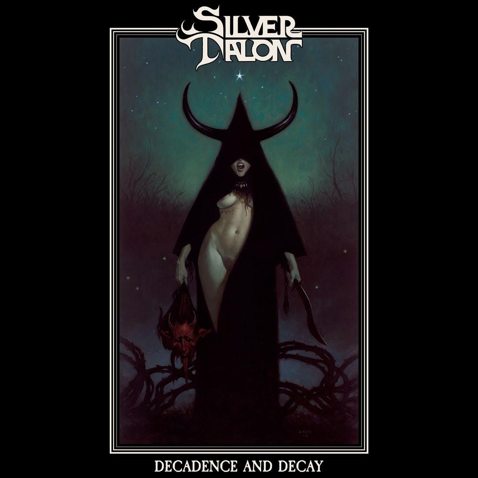 SILVER TALON Decadence and Decay