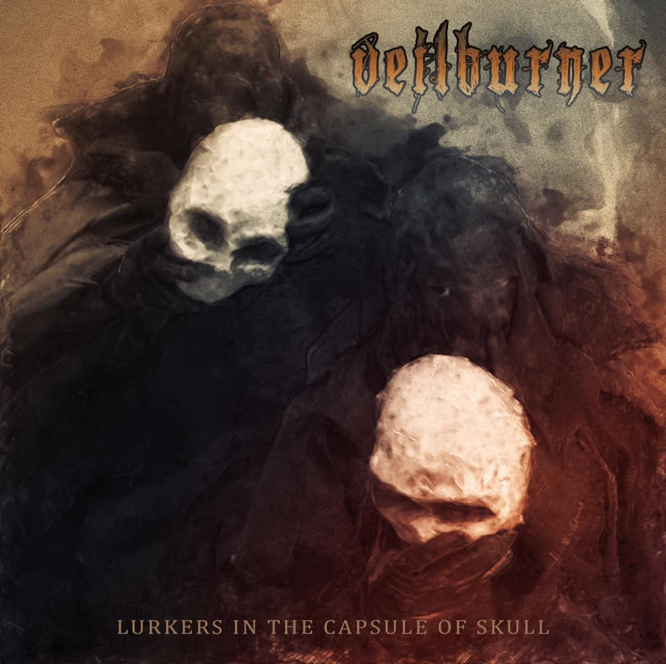 Lurkers In The Capsule of Skull veilburner