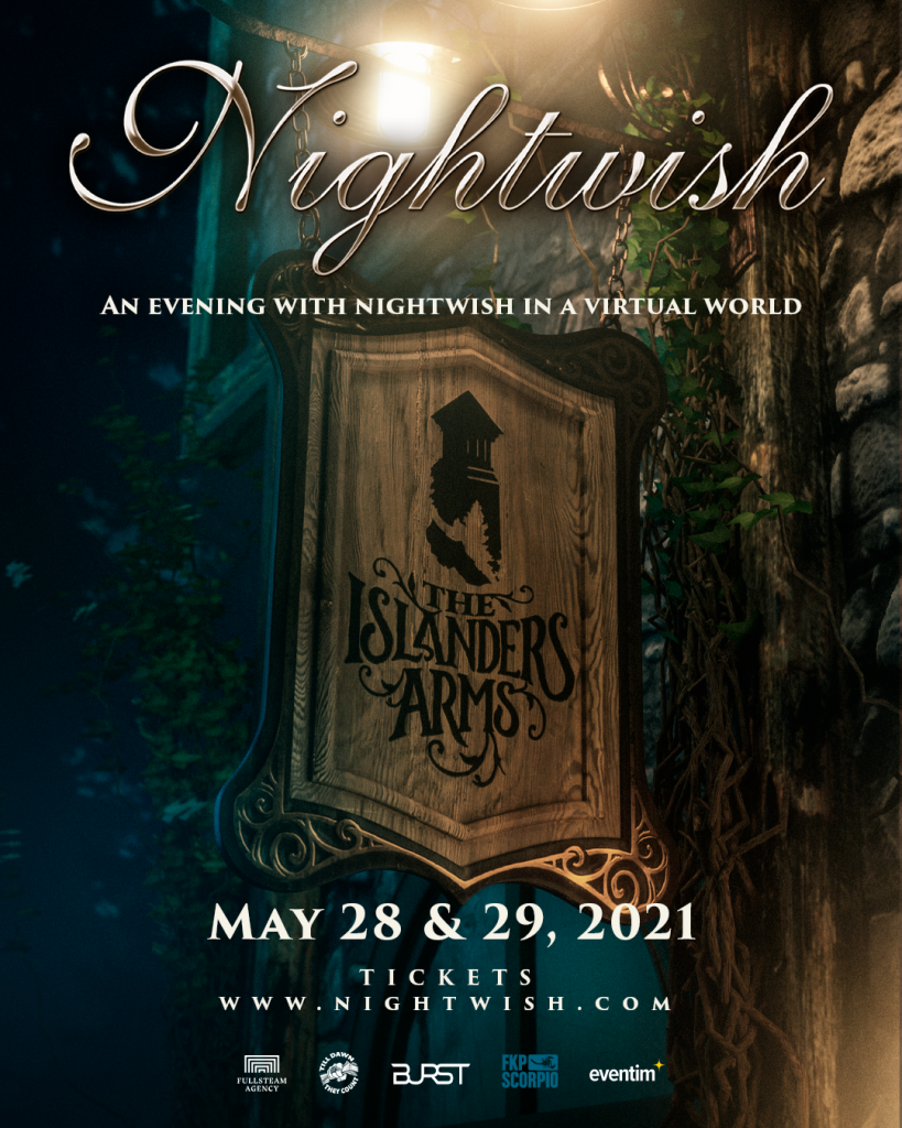 An Evening with Nightwish In a Virtual World 2021