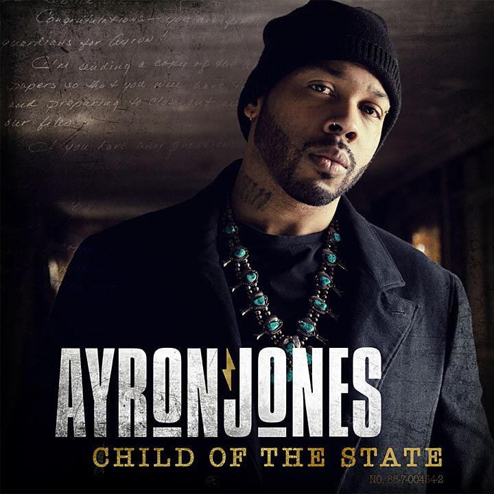 Ayron-Jones-Child-of-the-State-Album