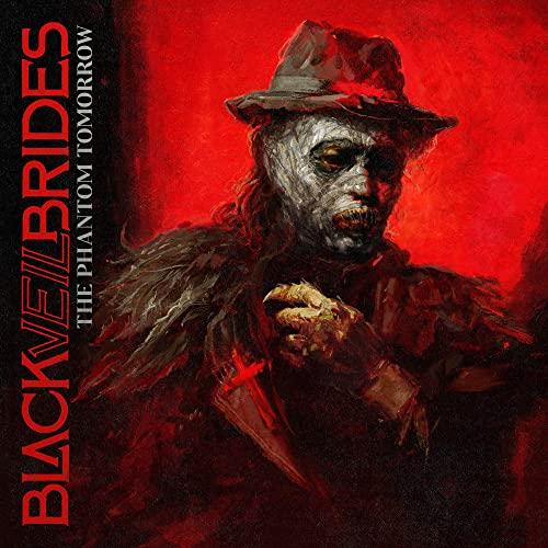 Black Veil Brides The Phantom Tomorrow Album Cover Art