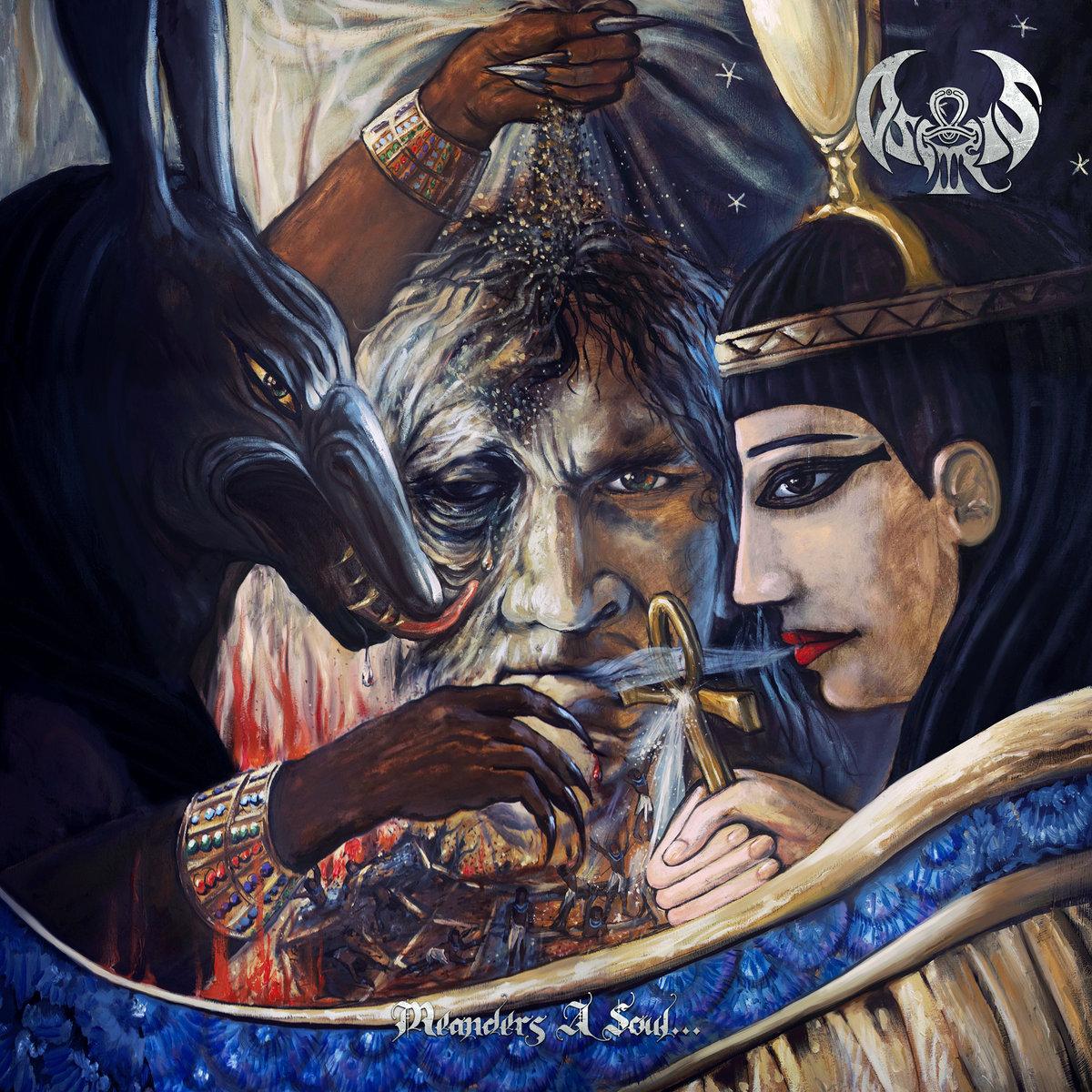 Osiris Meanders A Soul Album Cover Artwork
