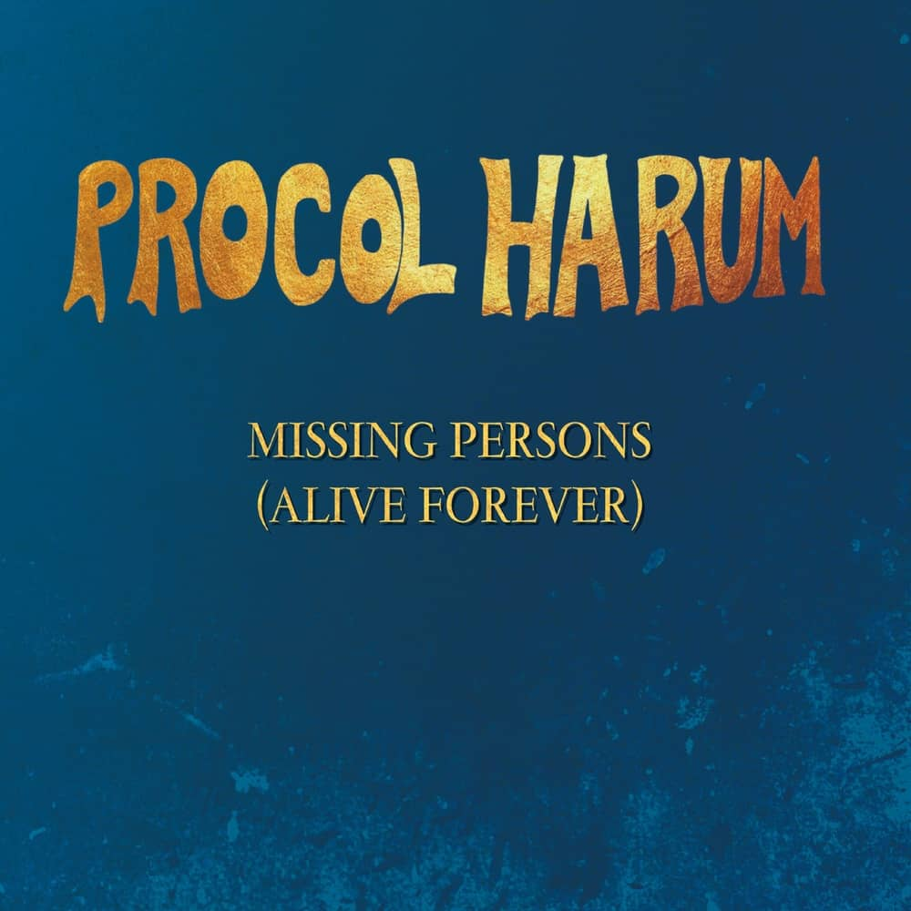Procol Harum Missing Persons