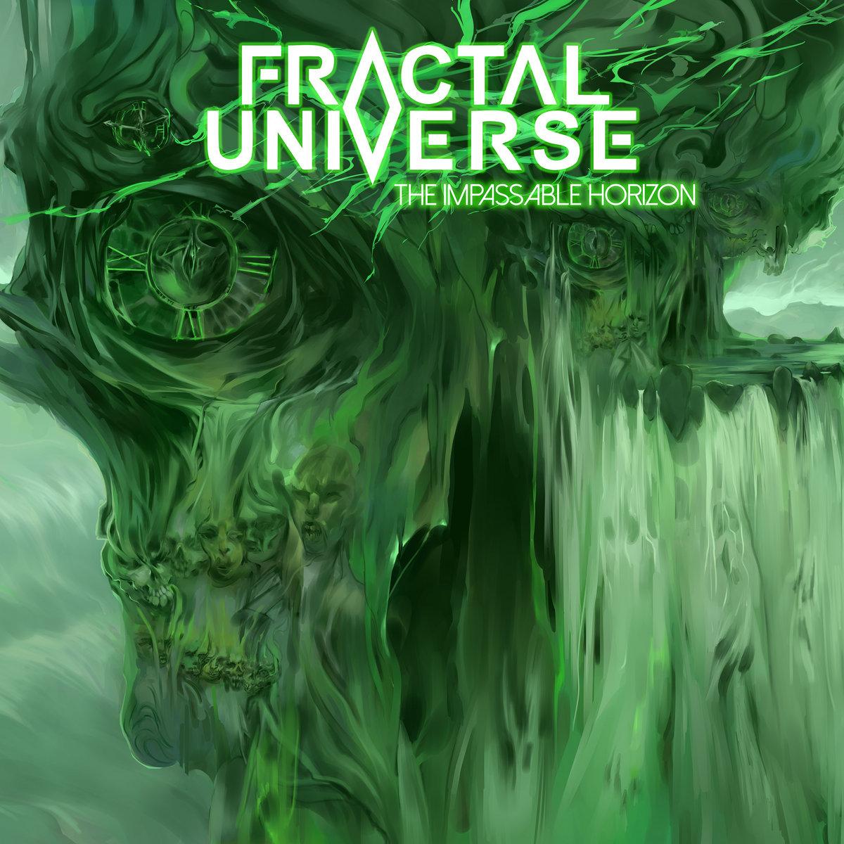 The Impassable Horizon fractal universe