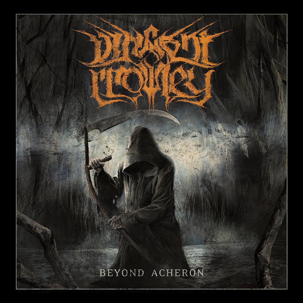 Vincent Crowley Beyond Acheron Album Cover Artwork