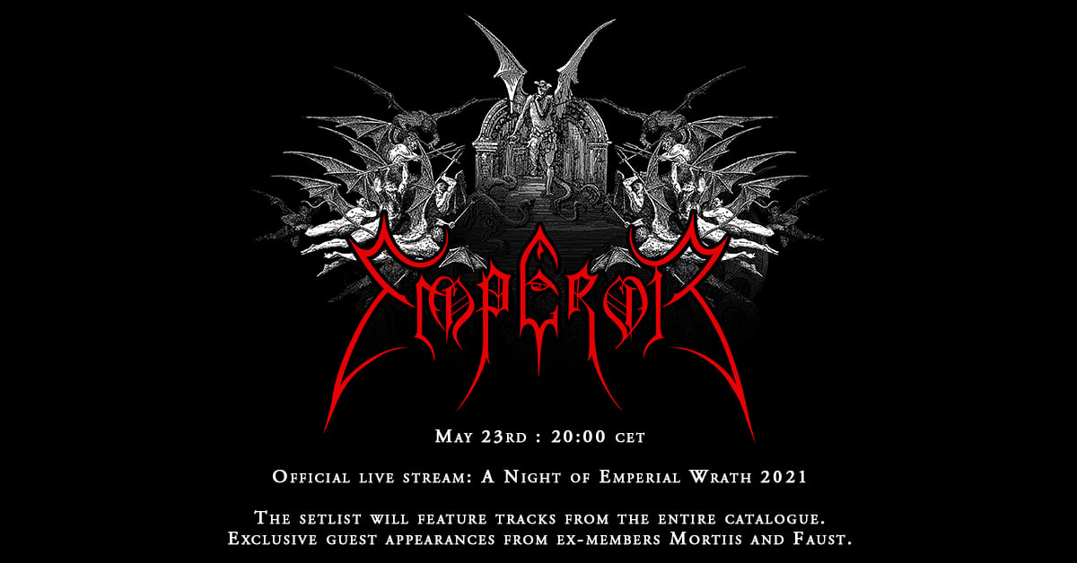 emperor streaming live