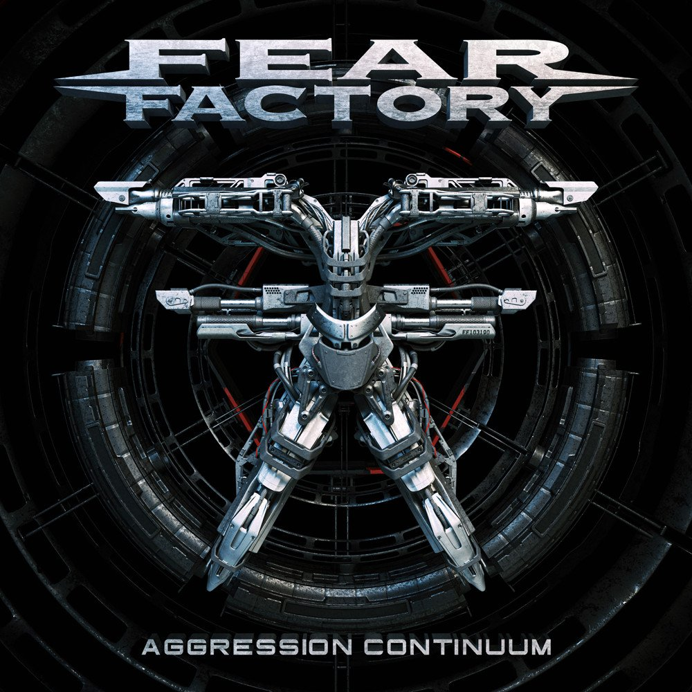 fear factory agression continuum