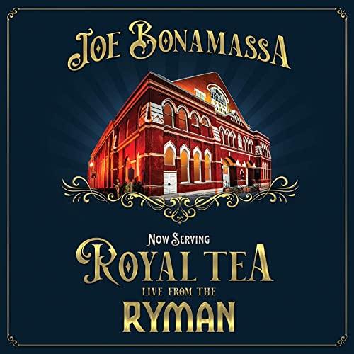 joe bonamassa Now Serving: Royal Tea Live From The Ryman