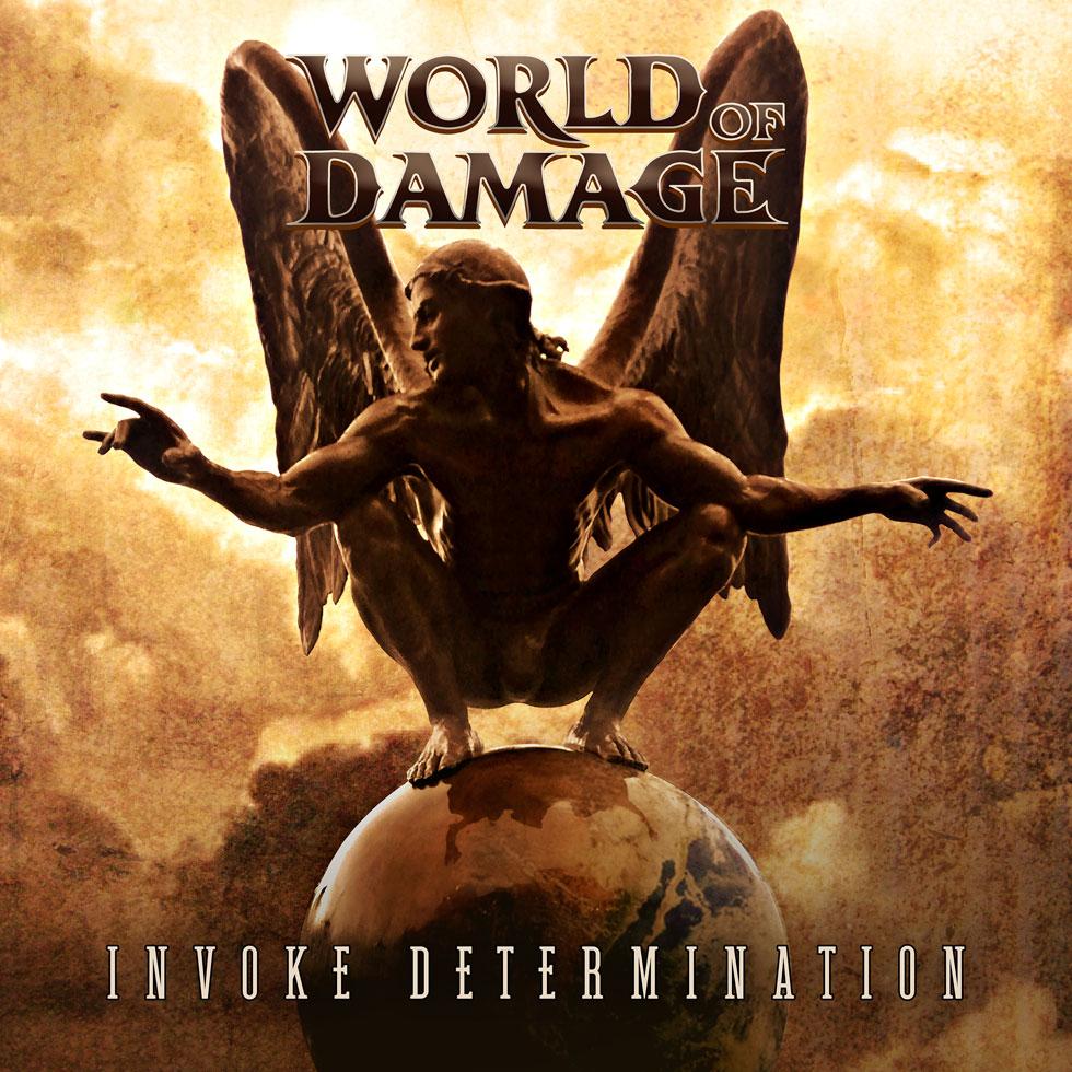 world of damage invove determination