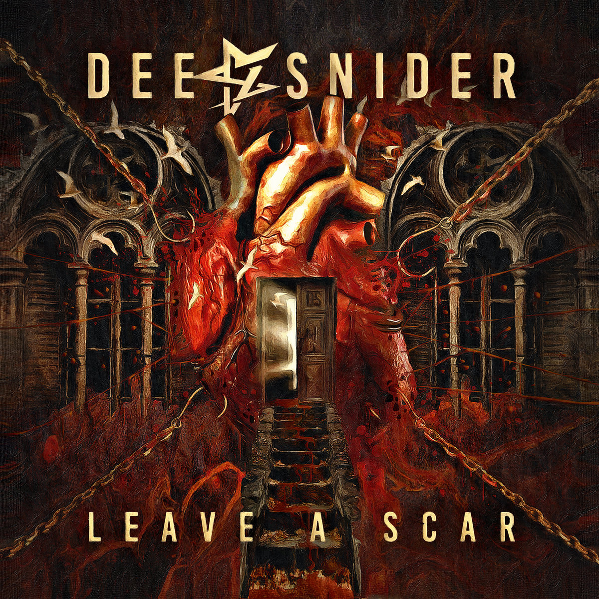 Leave A Scar dee snider