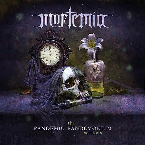 Mortemia The Pandemic Pandemonium Session