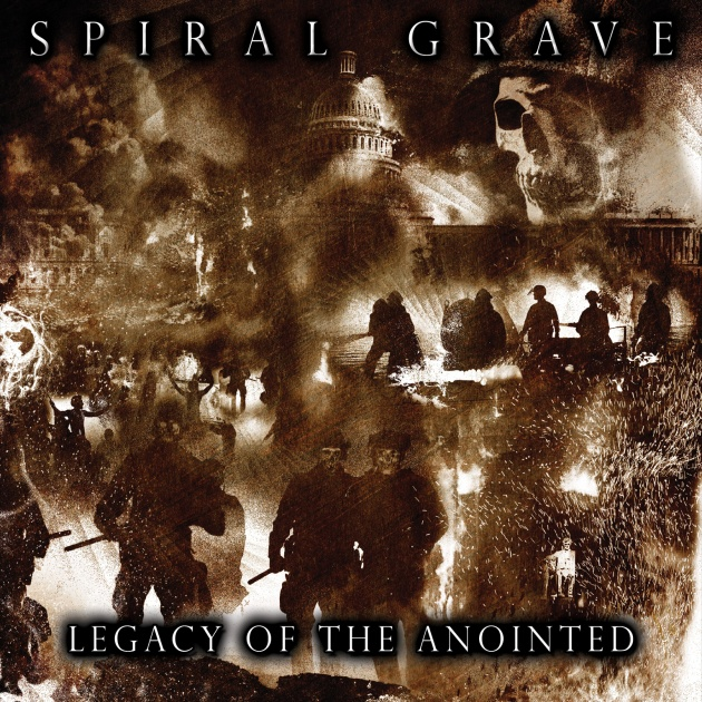 legacy of the anointed spiral grave