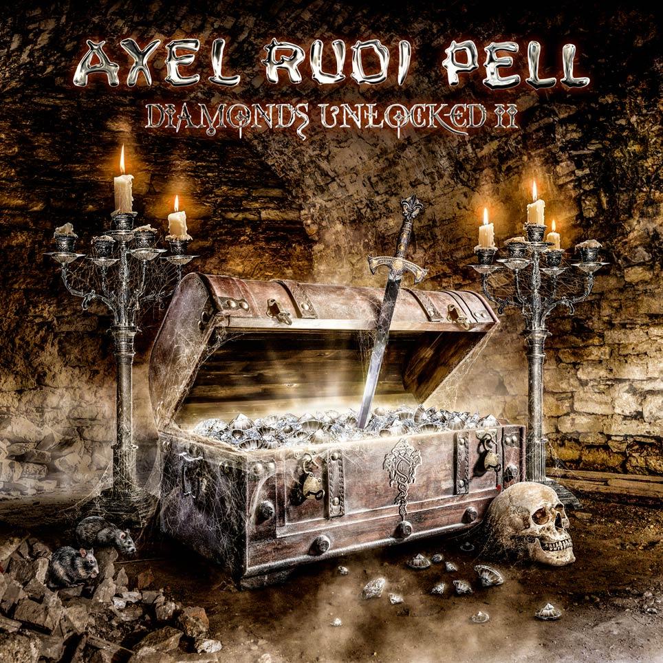 axel rudi pell diamonds unlocked II album