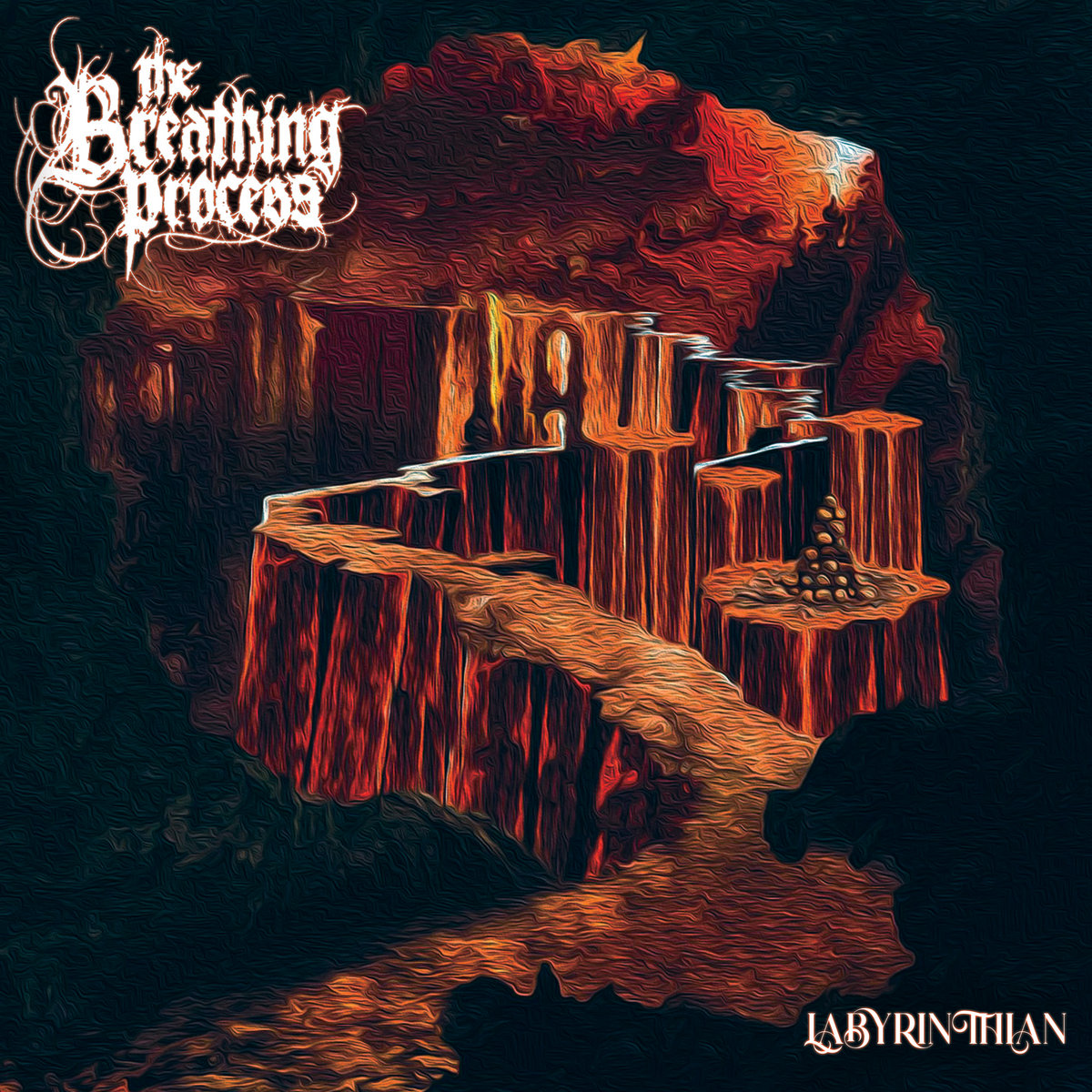 The Breathing Process Labyrinthian