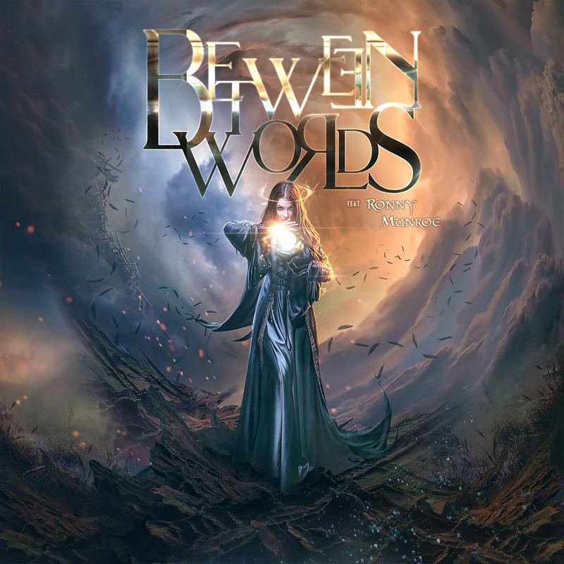 BETWEEN WORLDS (avec Ronny Munroe) dévoile la nouvelle chanson «Beautiful Disaster»