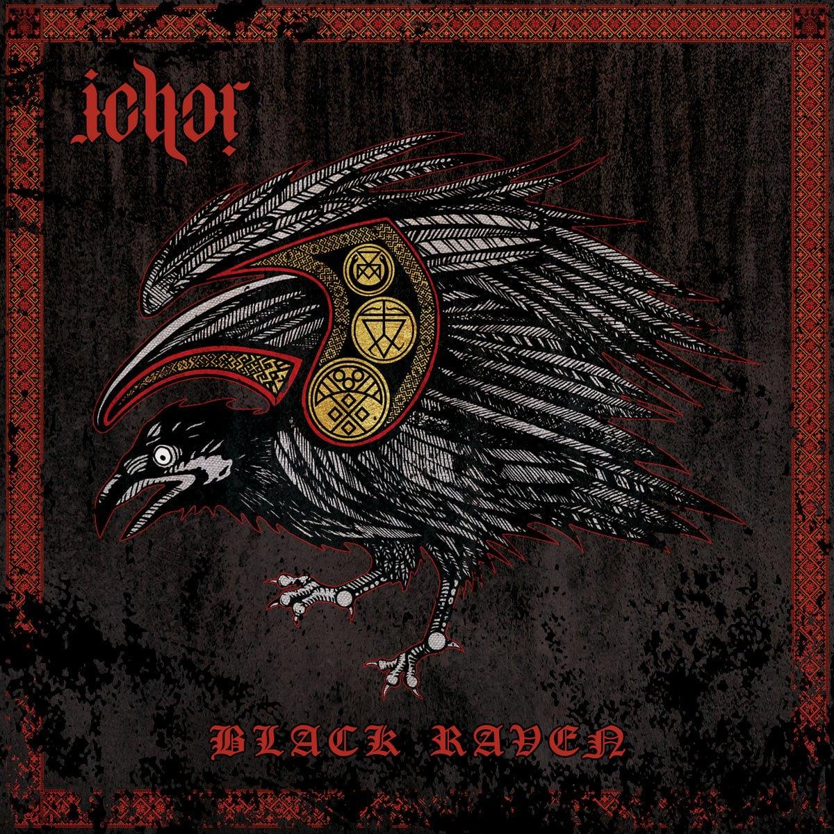 ICHOR BLACK RAVEN