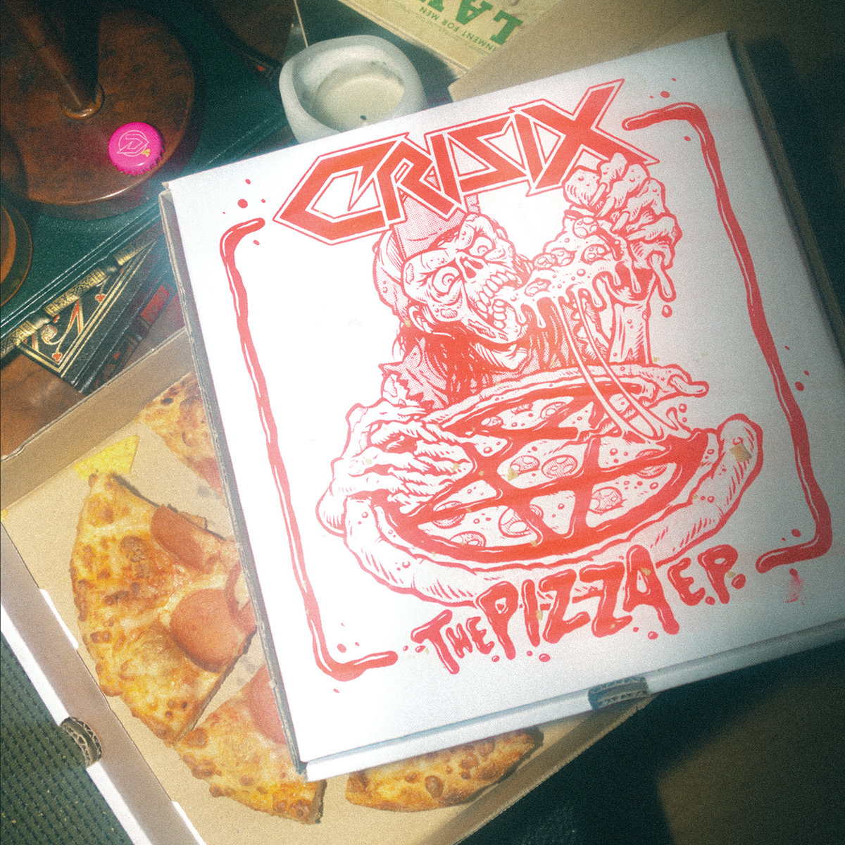 crisix the pizza ep