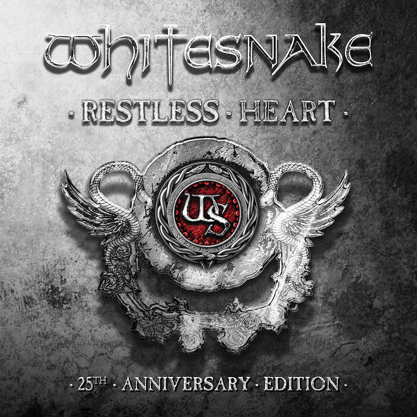 whitesnake restless heart 25