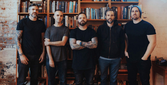 BETWEEN THE BURIED AND ME : ENTRETIEN AVEC TOMMY ROGERS
