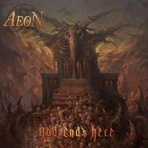 AEON dévoile le clip vidéo de la nouvelle chanson «God Ends Here»
