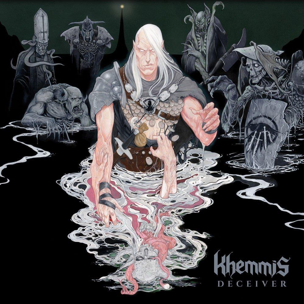 KHEMMIS : les détails du nouvel album Deceiver ; clip vidéo de la canson «Living Pyre» dévoilé