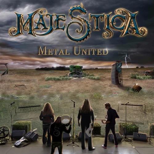 MAJESTICA dévoile le clip vidéo de la nouvelle chanson «Metal United»