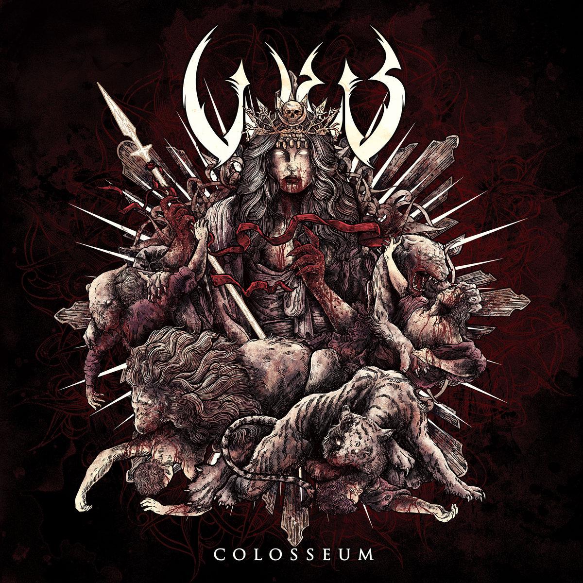 W.E.B. : les détails du nouvel album Colosseum ; chanson «Dominus Maleficarum» dévoilée
