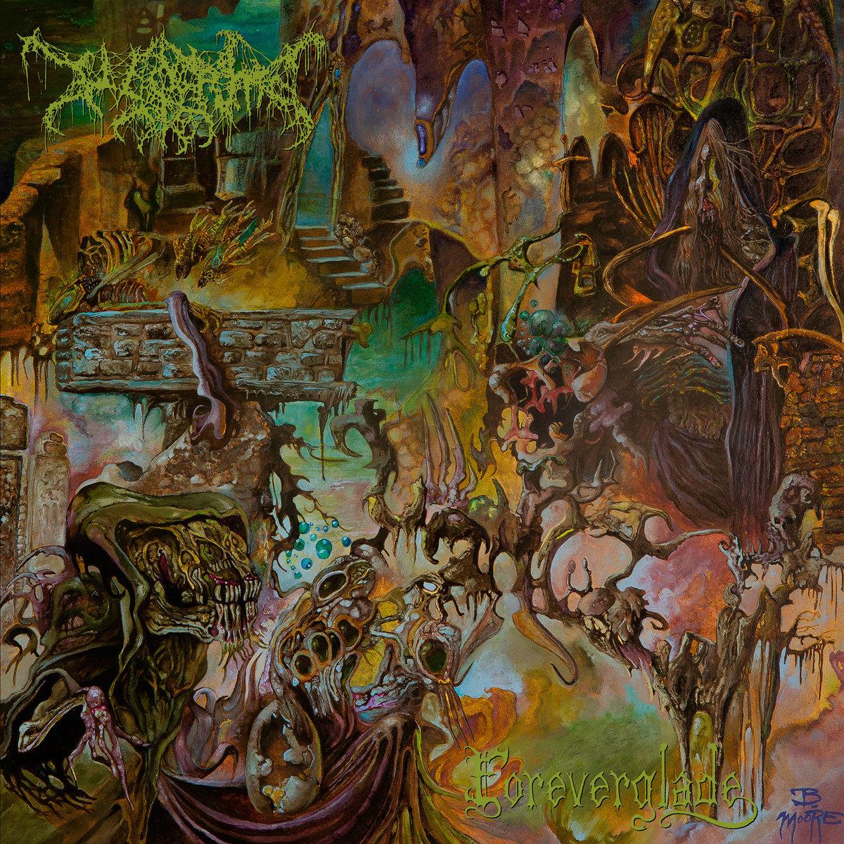 WORM dévoile la nouvelle chanson «Empire Of The Necromancers»
